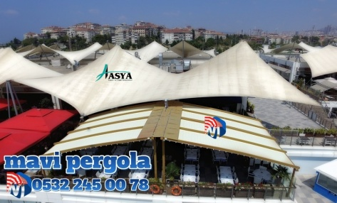 Mavi, pergola tente, 05322450078, Ücretsiz Keşif