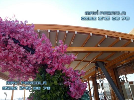 Pergola demek, artı yaşam alanı demek, MAVİ PERGOLA, 0532 245 00 78,